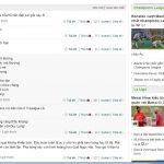 Bình luận của độc giả trên báo điện tử: Không thể là vườn hoang
