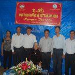 Cao su Mang Yang nhận phụng dưỡng mẹ VN Anh hùng Nguyễn Thị Xin