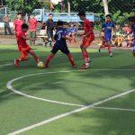 Khai mạc giải bóng đá U 15 Cao su Bình Long