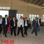 Cần hỗ trợ doanh nghiệp VN trồng cao su tại Campuchia