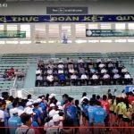Lễ khai mạc Hội thao Khu vực III