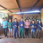 Cao su Quảng Trị thưởng hàng tháng cho công nhân vượt kế hoạch