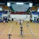Chung kết bóng chuyền nam Cao su Quảng Trị - Cao su Hà Tĩnh (Clip 2)