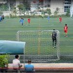 Cao su Quảng Ngãi vô địch bóng đá nam