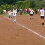 Cao su Sa Thầy tổ chức giải bóng đá mini nữ