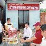 Cao su Đồng Nai vận động được trên 6 tỷ đồng làm từ thiện