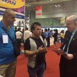 Hơn 500 gian hàng tham gia Triển lãm quốc tế nhựa và cao su