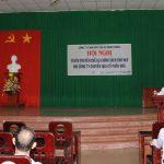 Cao su Bình Thuận tuyên truyền chính sách cho người lao động khi cổ phần hóa
