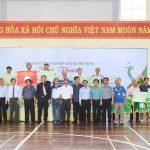Chư Sê Kampong Thom giải nhất toàn đoàn Hội thao khu vực V