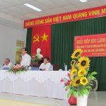 Lãnh đạo Cao su Đồng Nai đối thoại trực tiếp công nhân