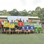 Công ty mẹ Tập đoàn giải nhất Hội thao Khu vực IV