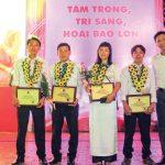 Đào Mạnh Tuyền: Giỏi cạo mủ, mê kinh tế gia đình