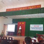 Cao su Bình Thuận tập huấn phòng cháy chữa cháy