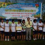 Sôi nổi giải bóng đá nữ Cao su Chư Păh