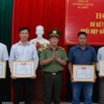 Giữ vững an ninh trật tự trên địa bàn cao su tỉnh Kon Tum