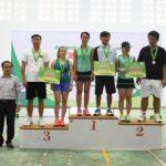 Trao giải 4 môn thi đấu Hội thao Khu vực VI