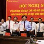 Tăng cường công tác phối hợp, chỉ đạo phát triển cao su Điện Biên