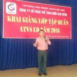 Geru Star khai giảng lớp an toàn vệ sinh lao động