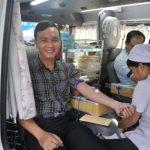 Hơn 300 CBCNV VRG tham gia hiến máu nhân đạo