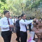 Dâng hương kỷ niệm 87 năm truyền thống ngành