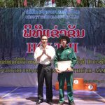 Sôi nổi Hội thi thợ giỏi Cao su Việt – Lào