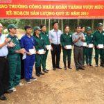 Cao su Dầu Tiếng khen thưởng 2.535 công nhân vượt kế hoạch sản lượng