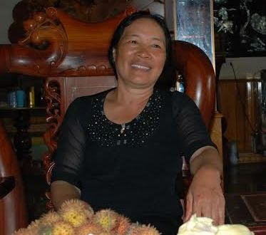 Chị Phạm Thị Na.