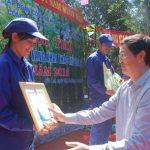Mai Văn Quý đoạt Bàn tay vàng Cao su Mang Yang