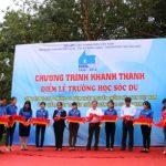 ĐTN VRG khánh thành công trình thanh niên tại Bình Phước