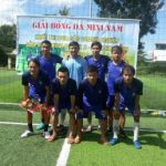 Cao su Sa Thầy vô địch bóng đá mini khối thi đua số 2 tỉnh Kon Tum
