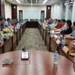Báo PASAXON (Lào) tìm hiểu hoạt động của VRG