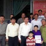 Cao su Chư Păh phụng dưỡng mẹ VN Anh hùng Lưu Thị Sinh