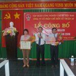 Gỗ Thuận An về trước kế hoạch 31 ngày