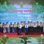 Tuyên dương 168 người lao động công tác tại Lào, Campuchia