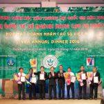 Trao chứng nhận Nhãn hiệu Cao su Việt Nam cho 6 doanh nghiệp