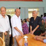Cao su Bình Long họp mặt hơn 70 cán bộ hưu trí