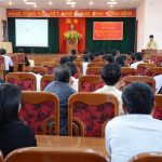 Cao su Chư Păh gặp mặt cá nhân xuất sắc trong sản xuất kinh doanh