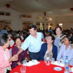 Cao su Chư Prông gặp mặt hưu trí thế hệ 76