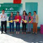 Cao su Kon Tum tặng 4 căn nhà tình thương cho công nhân khó khăn