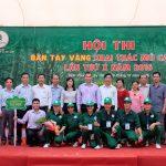 Thợ giỏi Cao su Phú Riềng: Thành tích cao nhờ tập luyện tốt