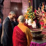 Nét độc đáo ngôi chùa Tổng thống Obama ghé thăm