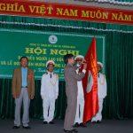 Cao su Krông Buk nhận Huân chương Lao động hạng Nhất