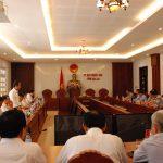 Đề nghị tỉnh Gia Lai giao VRG làm chủ đầu tư Khu công nghiệp Nam Pleiku