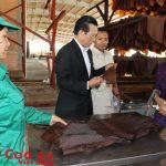 Tiếp tục nâng cao công suất các nhà máy chế biến tại Campuchia