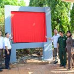 ĐTN Cao su Lộc Ninh tham gia thực hiện công trình thanh niên