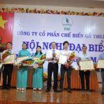 Gỗ Thuận An có 120 chiến sĩ thi đua cơ sở
