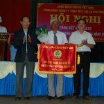 Trên 92% Công đoàn cơ sở Cao su Chư Prông vững mạnh xuất sắc
