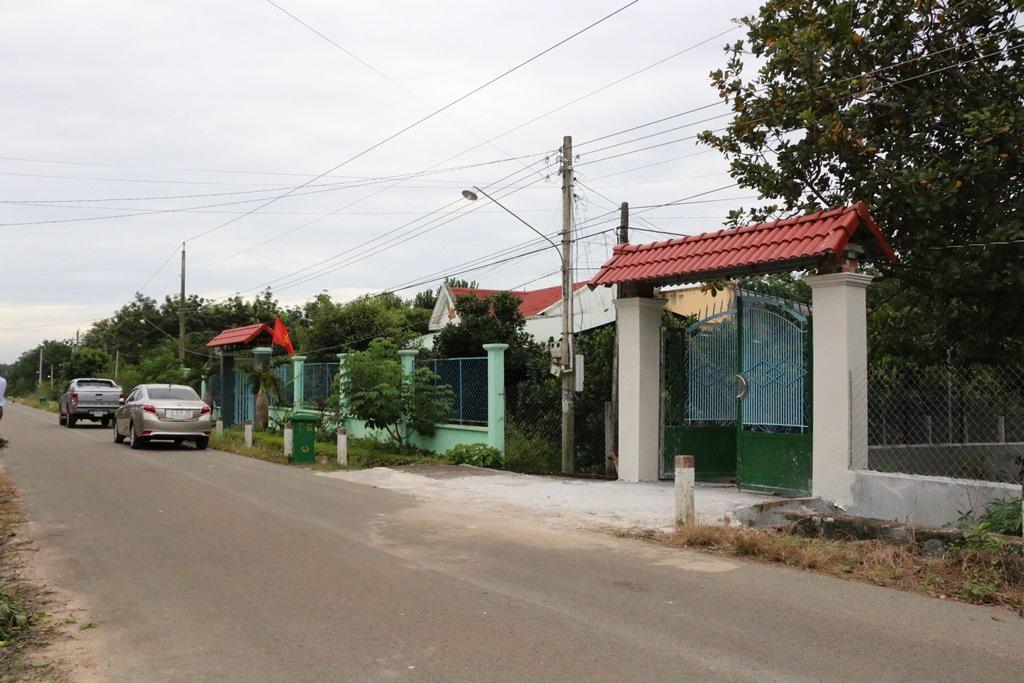 HuỳnhTừ một xã bị tàn phá nặng nề sau chiến tranh, Tân Thành giờ đây là xã điển hình nông thôn mới của tỉnh Bình Dương