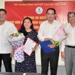 Công bố quyết định nghỉ hưu đối với bà Hồ Thị Tú Anh; giao kiêm nhiệm vụ Tổng biên tập  Tạp chí Cao ...