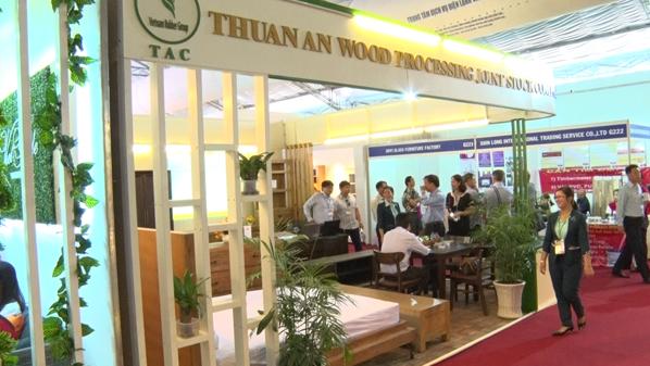 Công ty CP chế biến gôc Thuận An tham gia hội chợ